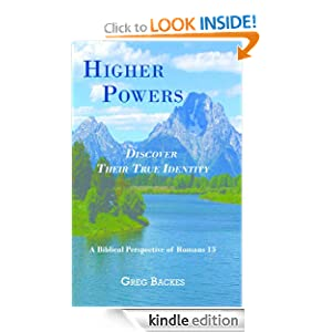 Higher Powers - Discover Their True Identity