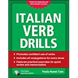 Italian Verb Drills, Third Edition (Drills Series)by Paola Nanni-Tate