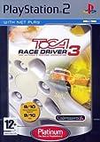 TOCA Race Driver 3 Platinum (PS2)
