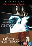 American Gigolo/Ghost/An Officer And A Gentleman [DVD]