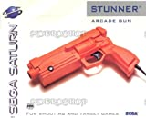 Video Games - sat stunner Official Sega Arcade Gun F�r Saturn - US