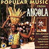echange, troc Various Artists - Music From Angola