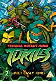 Teenage Mutant Ninja Turtles: Volume 2 - Meet Casey Jones [DVD]