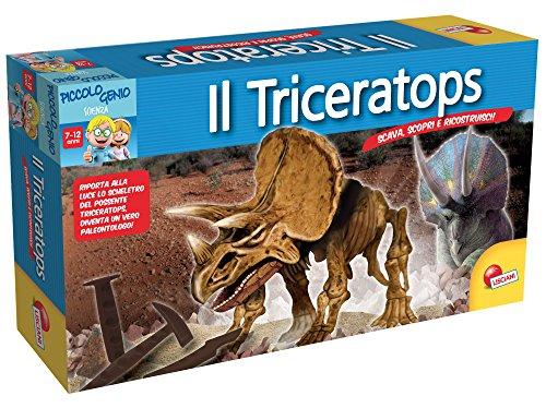 Lisciani Giochi 49028 - Plus Triceratops Piccolo Genio Scava e Scopri