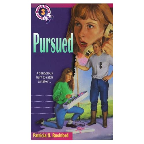 Pursued (Jennie McGrady Mystery Series #3)