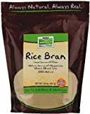 NOW Foods Rice Bran - 20 oz