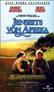 Jenseits von Afrika [VHS]