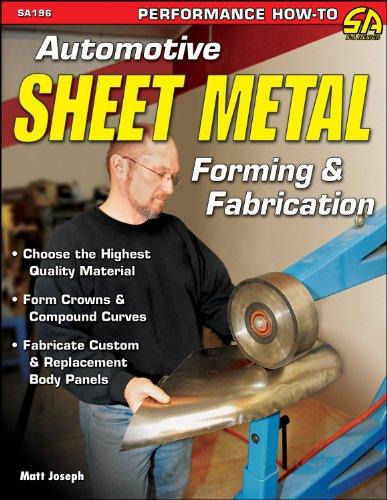 Automotive Sheet Metal Forming & Fabrication (SA Design)