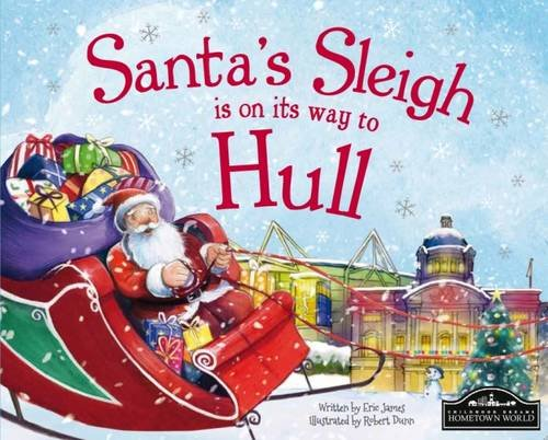 Santa's Sleigh is on its Way to Hull