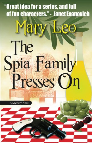 The Spia Family Presses On (One Olive At A Time)
