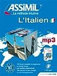 L'Italien ; Livre + CD MP3