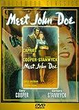 echange, troc Meet John Doe [Import USA Zone 1]