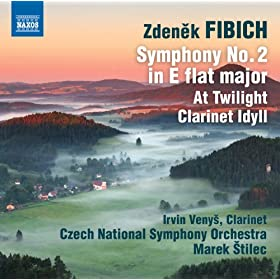 Fibich: Symphony No. 2 - At Twilight - Idyll