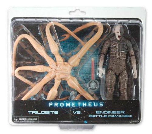 Prometheus Exclusive 2-Pack Engineer vs. Trilobite  三葉虫対プロメテウス独占2パック·エンジニア