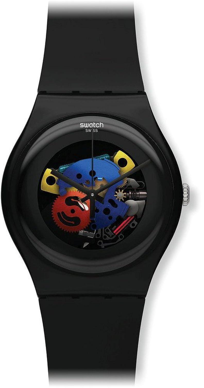 休日のセカンド時計はスウォッチ(swatch)がおすすめ!