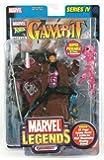 "Gambit ""Brown Coat Variant"" Marvel Legends Series IV"