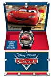 Disney PIXAR Cars Digital LCD Watch w/ Storage Box (CRS035T)