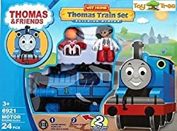 ToyTree Thomas and friends train set 24 pc