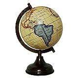 """Medium Rotating Tischglobus Welt Erde Ocean Tisch Dekor Geographie 10.5"""""""