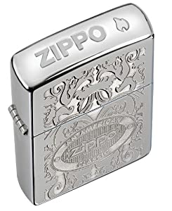 Zippo Crown Stamp with American Classic Lighter, 2 Lighters