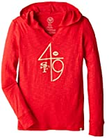 NFL Women's '47 Brand Primetime Hoodie from Amazon.com, LLC *** KEEP PORules ACTIVE ***