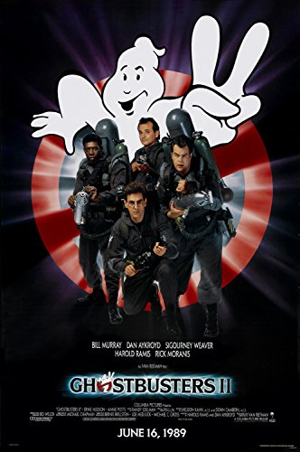 """Ghostbusters 2 (1989) Movie Poster 24""""x36"""""""