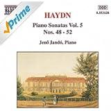 Haydn: Piano Sonatas Nos. 48-52