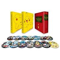 PIKACHU THE MOVIE PREMIUM BOX 1998-2010 [Blu-ray]