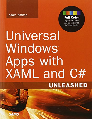 Universal Windows Apps with XAML and C# Unleashed (Windows 8 Application Development compare prices)
