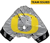 Oregon Ducks Team-Issued Black, Silver, and Yellow Vapor Jet 3 Nike Football Gloves - Size XL - Fanatics Authentic Certified