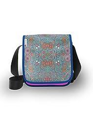 Atrangee Pink Coral City Sling Bag