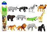 Discover a world of fascinating award winning miniature collectibles in a myriad of popular themes. Each collection is professionally sculpted and finely hand painted. Great for school projects or it's just fun to display near your computer. Excellen...