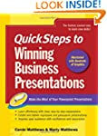 QuickSteps to Winning Business Presen...