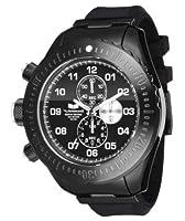 Vestal Men's ZR4001 ZR-4 Diver Chrono Oversized Silicone Watch from Vestal
