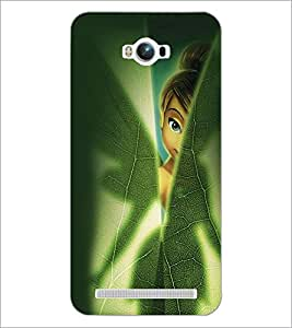 PrintDhaba Angel D-2332 Back Case Cover for ASUS ZENFONE MAX ZC550KL (Multi-Coloured)