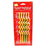 The Candle Shop Multicolor Twisted Birthday Candles