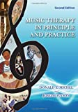 img - for Music Therapy in Principle and Practice book / textbook / text book