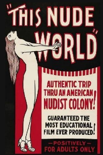 This Nude World by Michael Mindlin