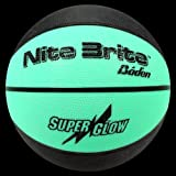 Baden Sports Nite Brite Glow in the Dark Rubber Basketball