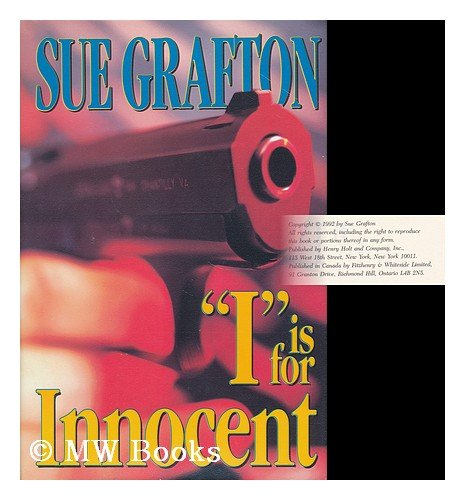 Image for ''I'' is for Innocent / Sue Grafton