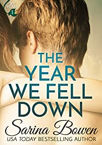 The Year We Fell Down: A Hockey Romance by Sarina Bowen ebook deal