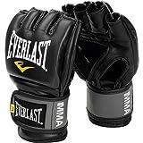 Everlast Pro Style Grappling Gloves-Black-L/XL