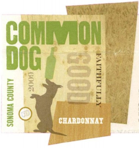 2009 Common Dog Chardonnay Sonoma County 750 Ml