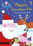 Peppa's Christmas Fun Sticker Activit...