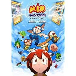 Mix Master: King of Cards Season 1 -- Volume 2 (3 Disc Set)