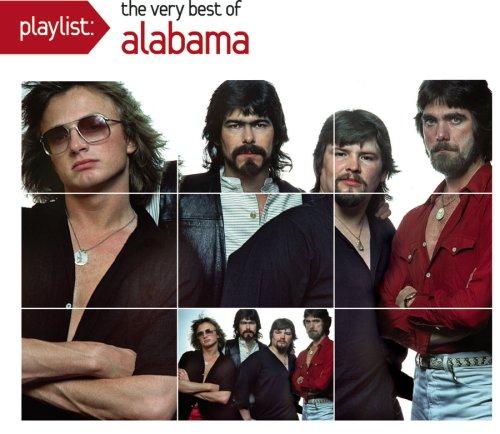 ALABAMA - Playlist:The Very Best of Alabama (Eco-Friendly Packaging) - Zortam Music