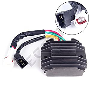 eccpp voltage regulator rectifier arctic cat 400 fis auto 4x4 automatic 2003 2004. Black Bedroom Furniture Sets. Home Design Ideas