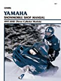 Clymer Yamaha Snowmobile Shop Manual 1997-2002 (Three-Cylinder Models) (0892877774) by Not Available (NA)