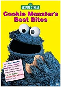 Sesame Street - Cookie Monster's Best Bites by Sesame Street