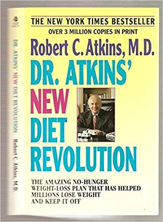 Dr. Atkins' New Diet Revolution, Revised and Updated
